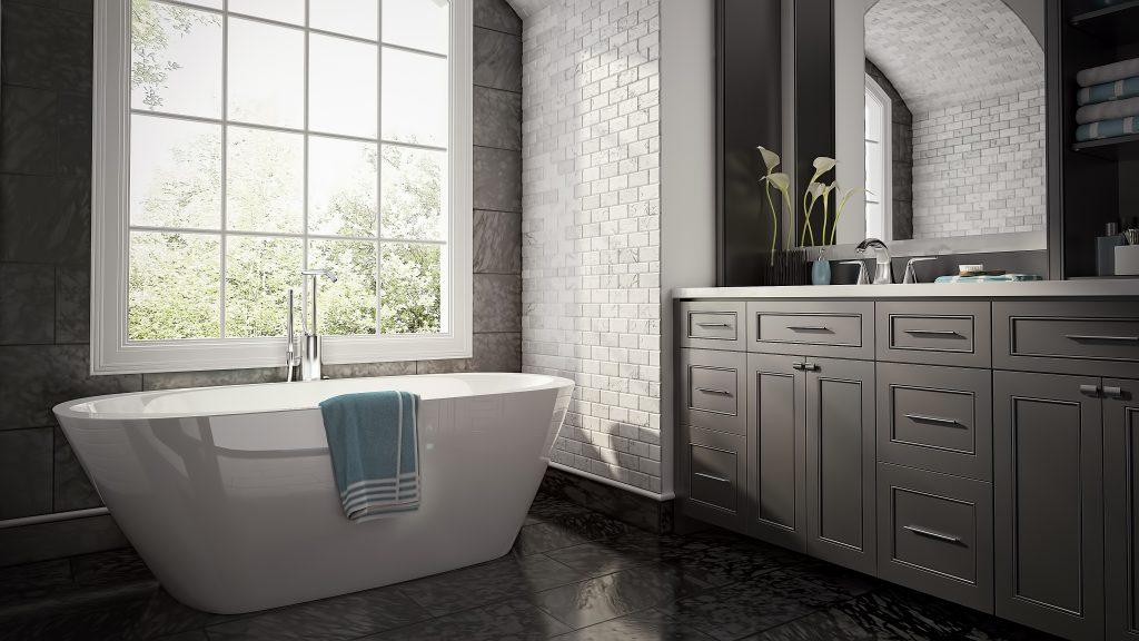 Manufacturier salle de bain / Imagerie 3D