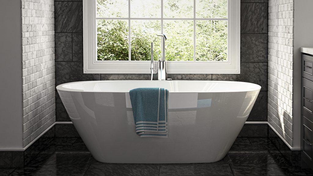 Portfolio tacc studio for Projet salle de bain 3d