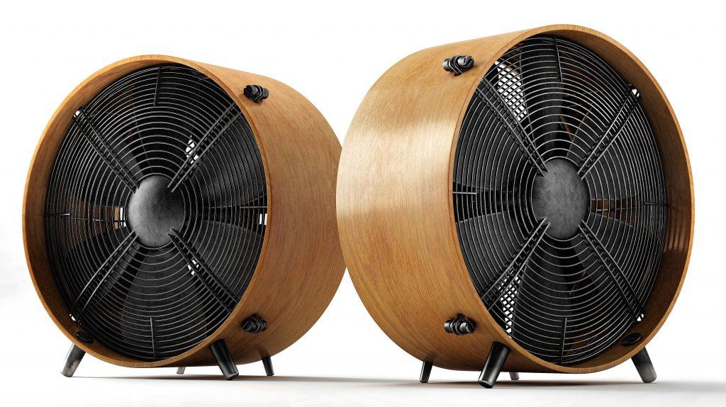 Ventilateur / Imagerie 3D